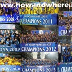 List of IPL Winners & Runner Up Team of All Seasons 1,2,3,4,5,6,7,8,9
