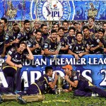 IPL 2014 Season 7 Winner Team Kolkata Knight Riders with Complete Match Information