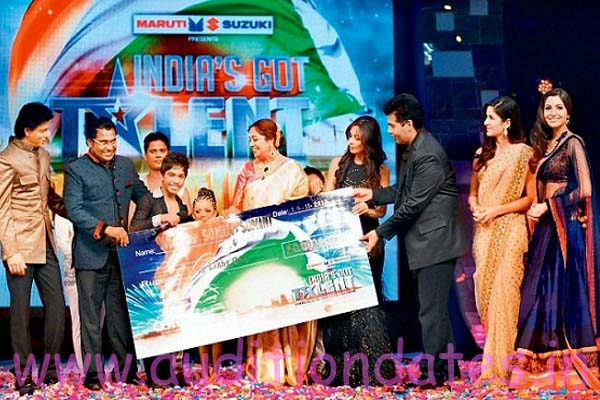 Biwas Dance Group India's Got Talent Season 4 Winner