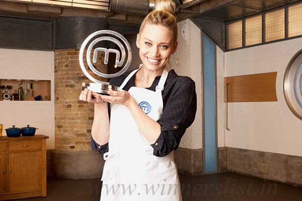 Celebrity MasterChef UK Season 10 Winner Kimberly Wyatt 2015, Celebrity MasterChef UK Season 10 Winner Kimberly Wyatt 2015 image, Celebrity MasterChef UK Season 10 Winner Kimberly Wyatt 2015 photo
