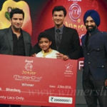 Junior MasterChef India Season 1 Winner Sarthak Bhardwaj 2013, Junior MasterChef India Season 1 Winner Sarthak Bhardwaj 2013 image, Junior MasterChef India Season 1 Winner Sarthak Bhardwaj 2013 photo