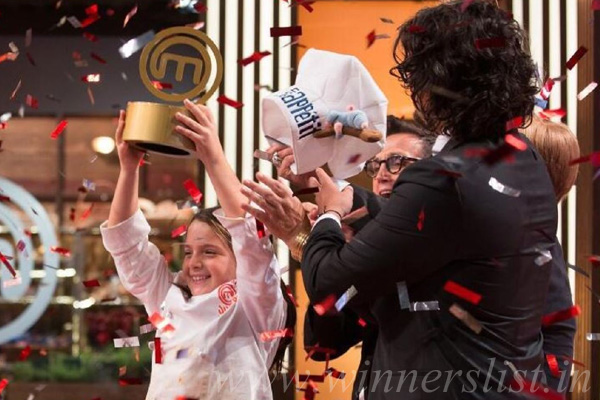 Junior MasterChef Italy (Italia) Season 1 Winner Emanuela Tabasso 2014, Junior MasterChef Italy (Italia) Season 1 Winner Emanuela Tabasso 2014 image, Junior MasterChef Italy (Italia) Season 1 Winner Emanuela Tabasso 2014 photo