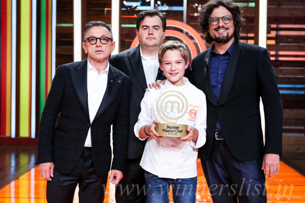 Junior MasterChef Italy (Italia) Season 3 Winner Nicholas Momesso 2016, Junior MasterChef Italy (Italia) Season 3 Winner Nicholas Momesso 2016 iamge, Junior MasterChef Italy (Italia) Season 3 Winner Nicholas Momesso 2016 photo