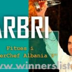 MasterChef Albania Winners List of All Seasons / Series 1,2,3