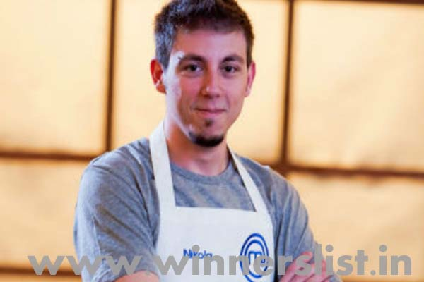 MasterChef Croatia Season 2 Winner Nikola Lesar 2012