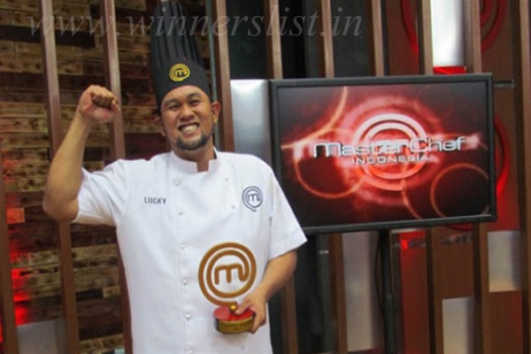 MasterChef Indonesia Season 1 Winner Lucky Andreono 2011, MasterChef Indonesia Season 1 Winner Lucky Andreono 2011 image, MasterChef Indonesia Season 1 Winner Lucky Andreono 2011 photo