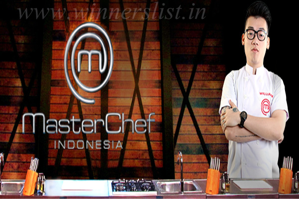 MasterChef Indonesia Season 3 Winner William 2013, MasterChef Indonesia Season 3 Winner William 2013 image, MasterChef Indonesia Season 3 Winner William 2013 photo