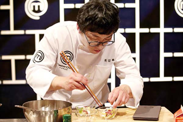 MasterChef Korea Season 2 Winner Choi Kang Rok 2013