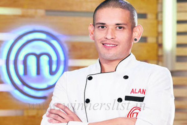 MasterChef Mexico Season 1 Winner Alan Rangel 2015, MasterChef Mexico Season 1 Winner Alan Rangel 2015 Image, MasterChef Mexico Season 1 Winner Alan Rangel 2015 photo