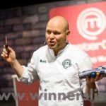 MasterChef Netherlands Season 3 Winner Bart van Berkel 2011