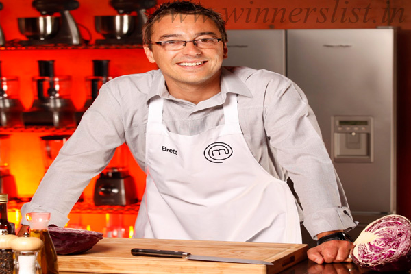 MasterChef New Zealand Season 1 Winner Brett McGregor 2010, MasterChef New Zealand Season 1 Winner Brett McGregor 2010 image