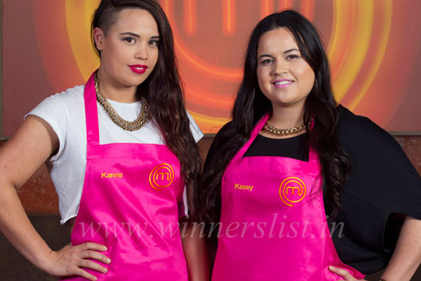 MasterChef New Zealand Season 5 Winner Karena & Kasey Bird 2014, MasterChef New Zealand Season 5 Winner Karena & Kasey Bird 2014 image, MasterChef New Zealand Season 5 Winner Karena & Kasey Bird 2014 photo