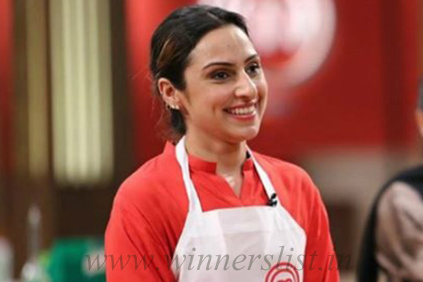 MasterChef Pakistan Season 1 Winner Ammara Noman 2014, MasterChef Pakistan Season 1 Winner Ammara Noman 2014 image, MasterChef Pakistan Season 1 Winner Ammara Noman 2014 photo