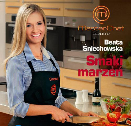 MasterChef Poland Season 2 Winner Beata Sniechowska 2013, MasterChef Poland Season 2 Winner Beata Sniechowska 2013 image