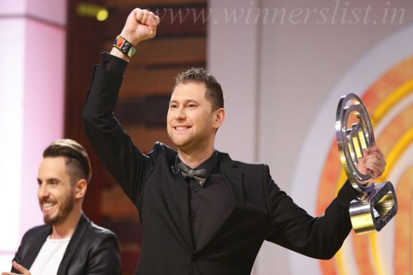 MasterChef Romania Season 5 Winner Andrei Voica 2015, MasterChef Romania Season 5 Winner Andrei Voica 2015 image