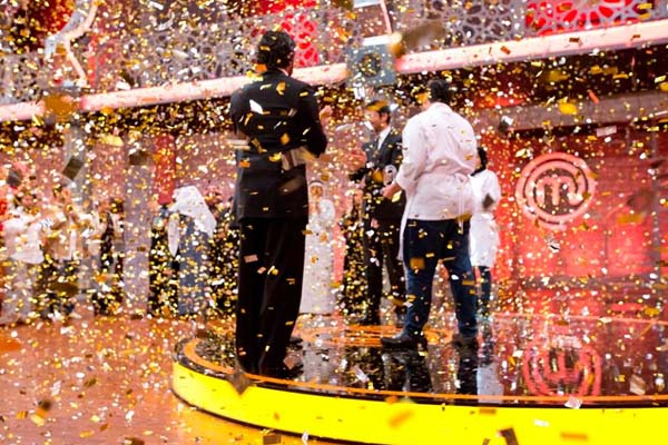 MasterChef Saudi Arabia Season 1 Winning Moment Pic