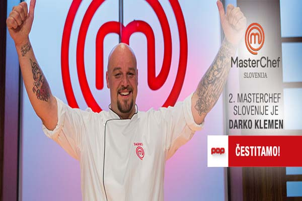 MasterChef SLOVENIA Winners List of All Seasons / Series 1,2