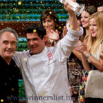 MasterChef SPAIN Winners List of All Seasons / Series 1,2,3,4