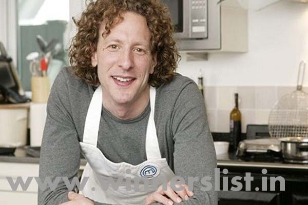 MasterChef UK 2008 Winner James Nathan