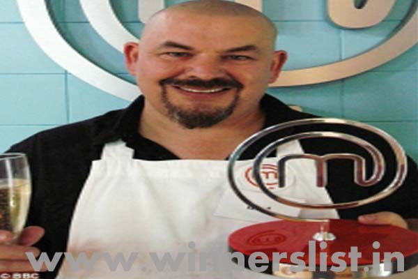 MasterChef UK 2009 Winner Mat Follas