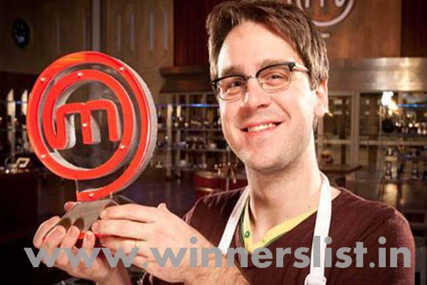 MasterChef UK 2010 Winner Tim Anderson