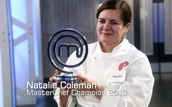 MasterChef UK 2013 Winner Natalie Coleman