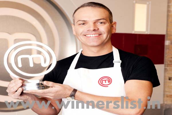 MasterChef UK 2015 Winner Simon Wood