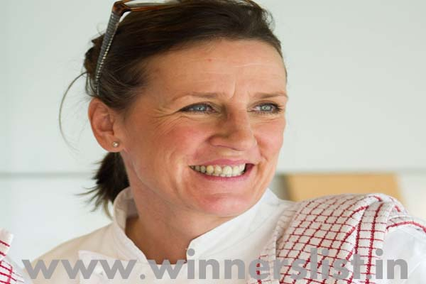 MasterChef UK Series 10 Winner Marjorie Lang 2000