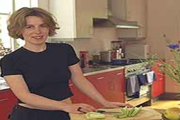 MasterChef UK Series 11 Winner Rosa Baden-Powell 2001