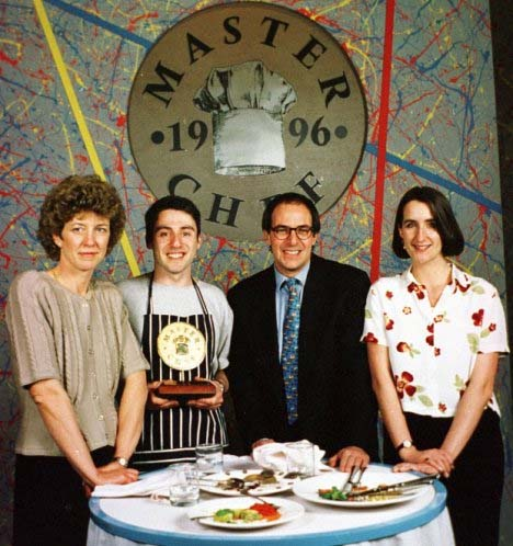 MasterChef UK Series 7 Winner Neil Haidar 1996