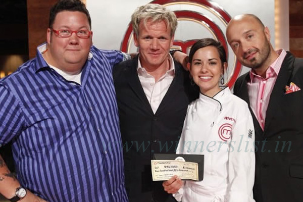 MasterChef USA Season 1 Winner Whitney Miller 2010, MasterChef USA Season 1 Winner Whitney Miller 2010 image