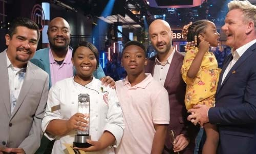 MasterChef USA Season 10 winner Dorian Hunter