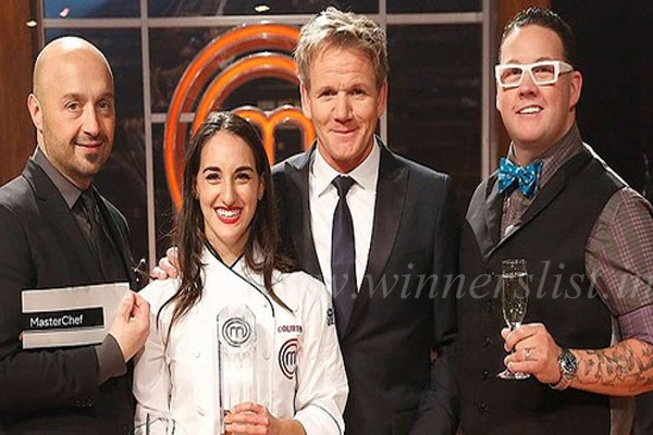 MasterChef USA Season 5 Winner Courtney Lapresi 2014, MasterChef USA Season 5 Winner Courtney Lapresi 2014 image