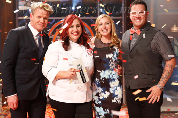 MasterChef USA Season 6 Winner Claudia Sandoval 2015, MasterChef USA Season 6 Winner Claudia Sandoval 2015 image