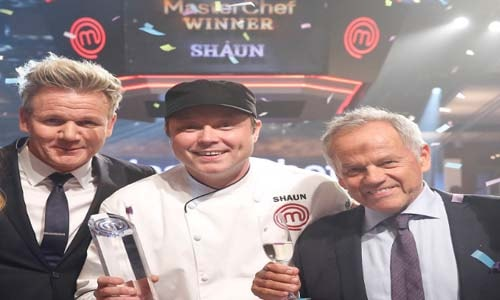 MasterChef USA Season 7 winner Shaun