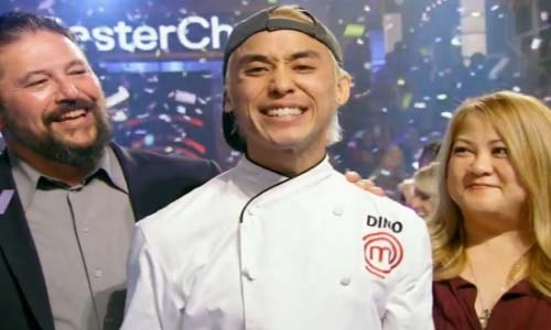 MasterChef USA Season 8 winner dino angelo luciano