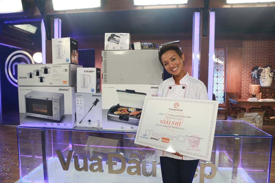 MasterChef Vietnam Season 3 Winner 2015 Image