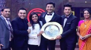 Mastercherf India season 5 Winner Kirti Bhoutika