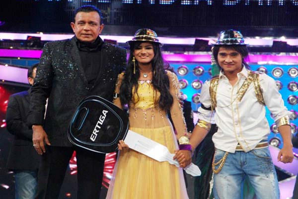 Rajasmita Kar d DID 3 Winner Image