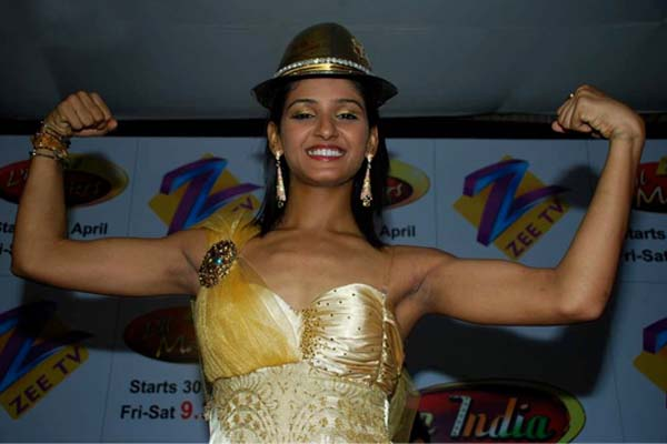 Shakti Mohan DID 2 Winner Image