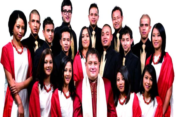 Shillong Chamber Choir India's Got Talent SEsaon 2 Winner