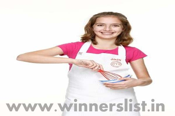 isabella bliss junior masterchef australia season 1 winner