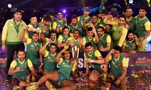 Pro Kabaddi season 3 winner Patna Pirates Image