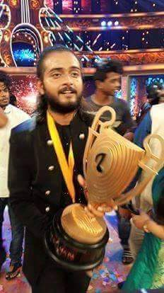 kushal_paul_saregamap_2016_winner