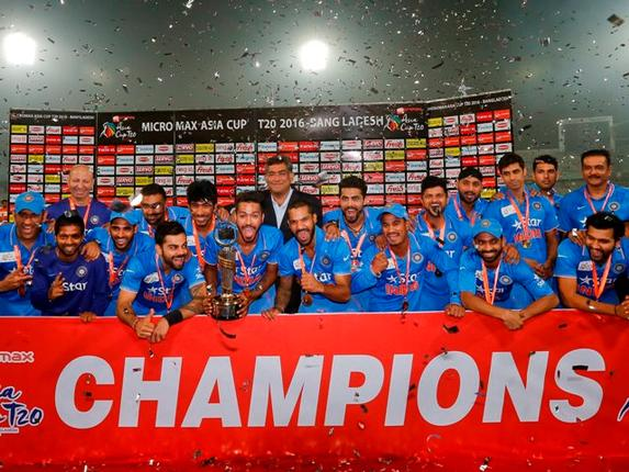 Asia Cup T20 (2016) Final Match Winner Team Name, Score Board, Result with Images