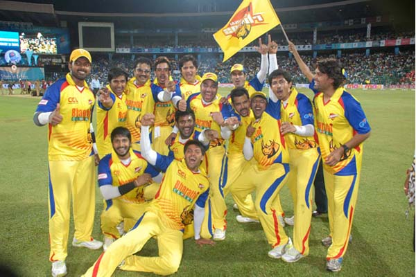 Celebrity Cricket League (CCL) 2020 Winners List of All Seasons [1 to 6]