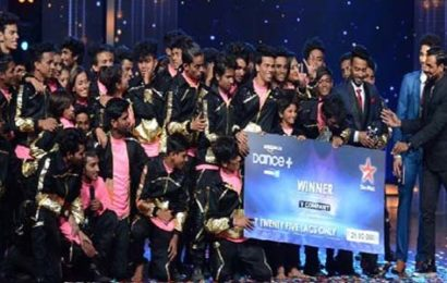 Dance Plus 2 Grand Finale Winner Name of 25t September 2016 with Prize Money