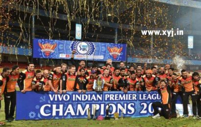 IPL 9 2016 Winner Team Name, Date, Venue, Image, Team Squad with Score Board
