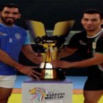 2016 Kabaddi World Final Match Winner with Score India Vs Iran