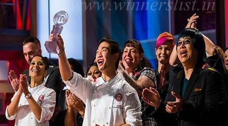 MasterChef Canada Season 1 Winner Eric Chong